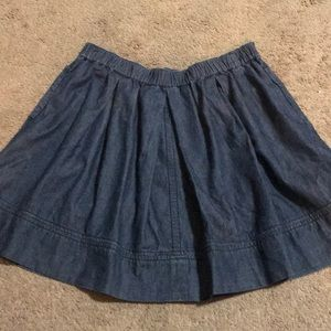 Women's Tommy Hilfiger Jean skirt